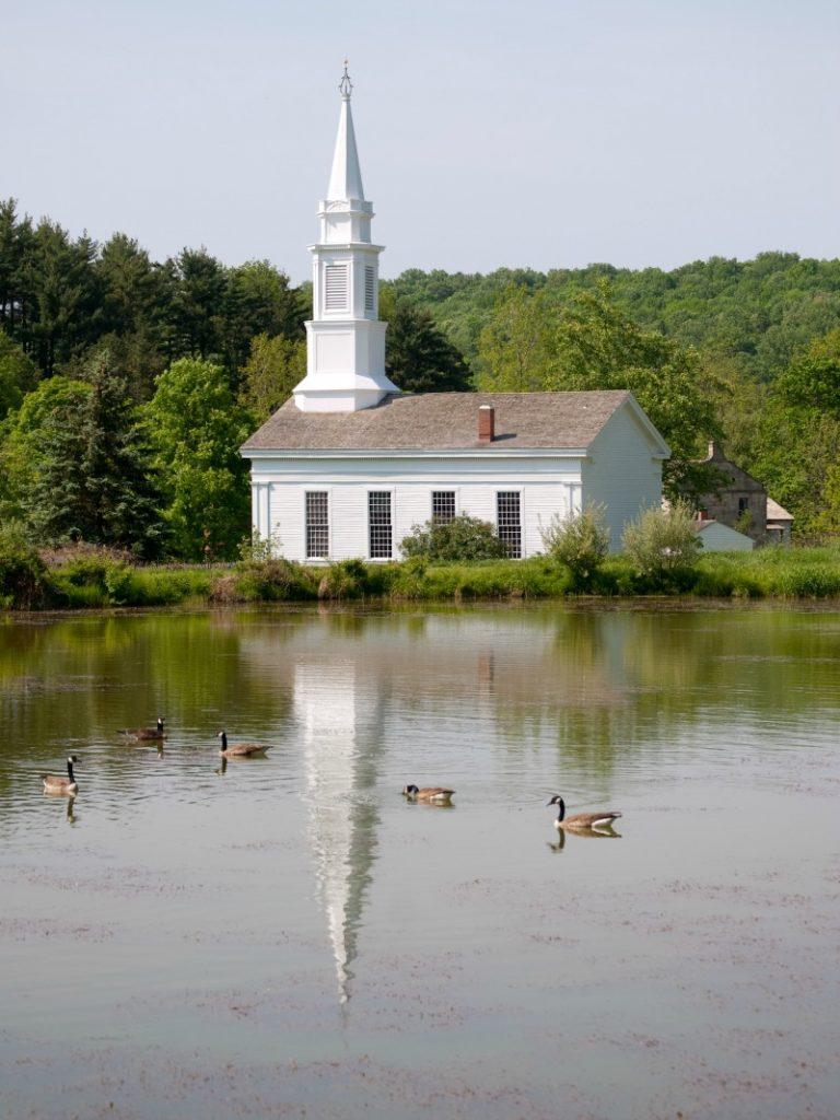 Historic Villages in Rhode Island