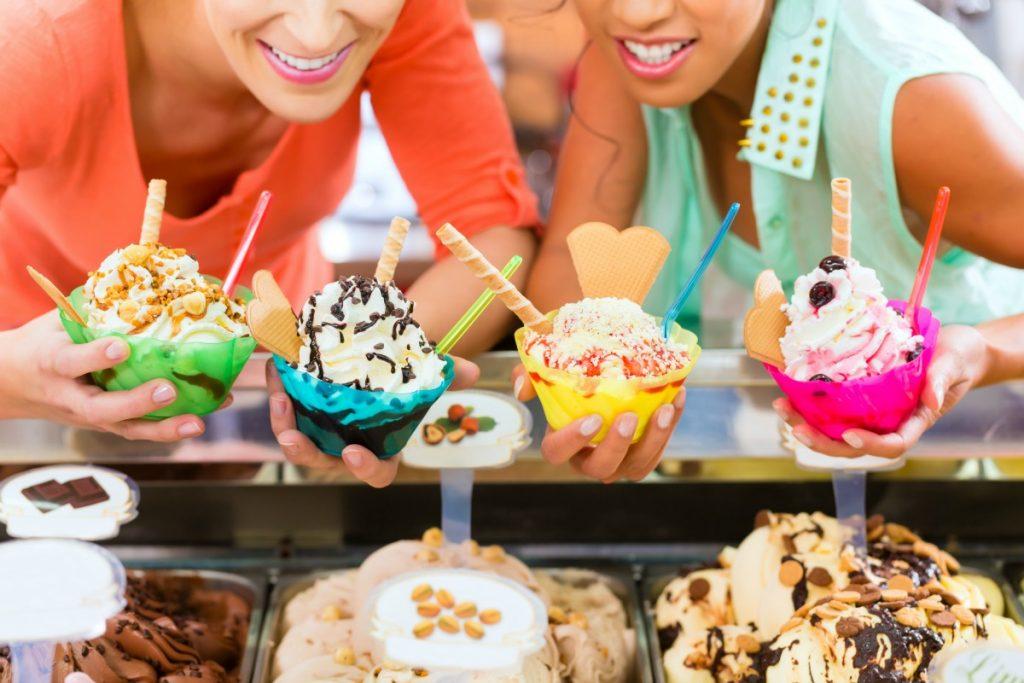 New York Ice Cream Shops